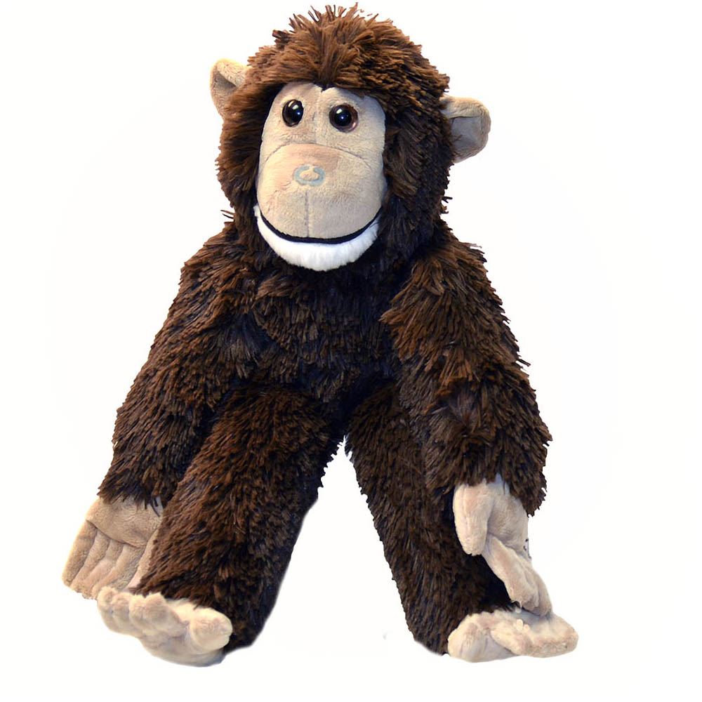 """Jubilee"" Plush Toy  jane goodall, jane goodall chimp, jane goodall plush toy, jane goodall jubilee, jubilee, vintage toy"