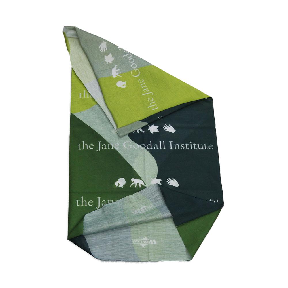 """Jane Goodall Institute Logo """"Hoorag"""""""