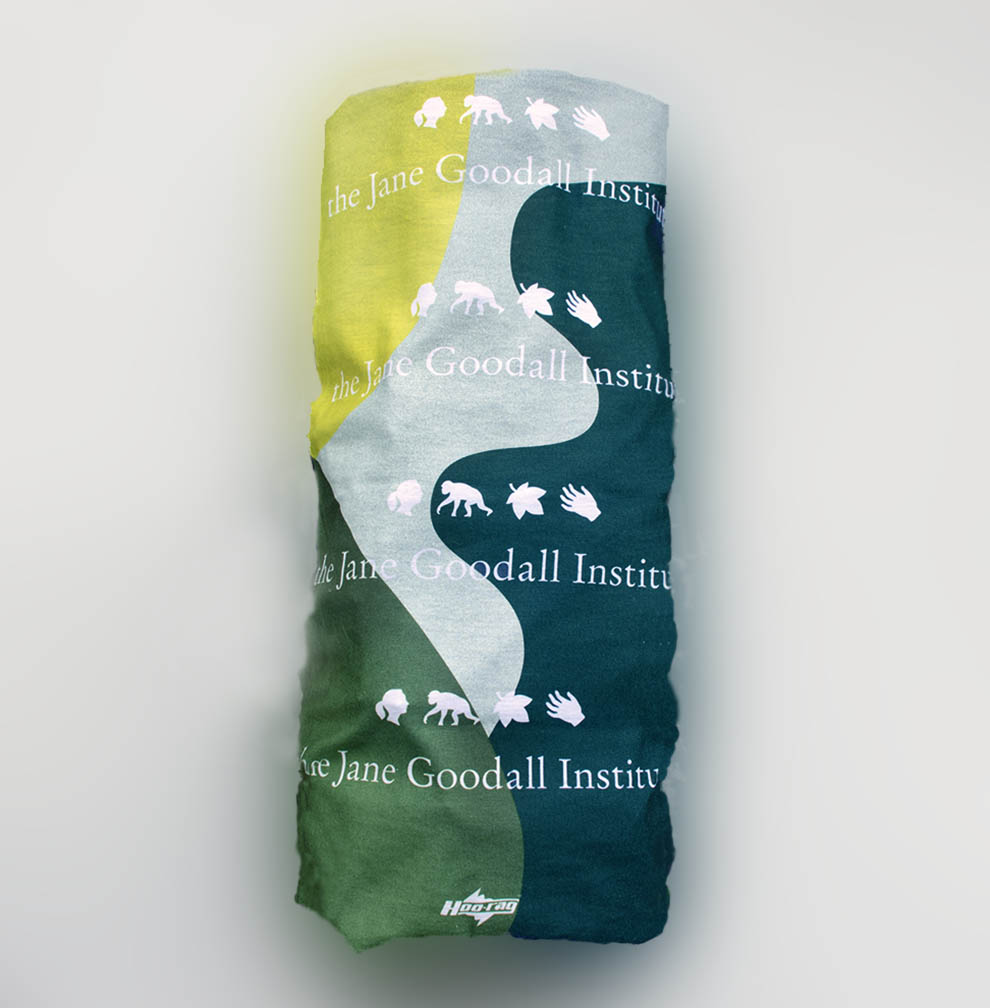 "Jane Goodall Institute Logo ""Hoorag"""