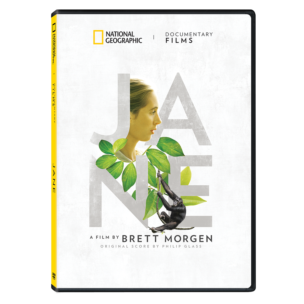 National Geographic JANE DVD