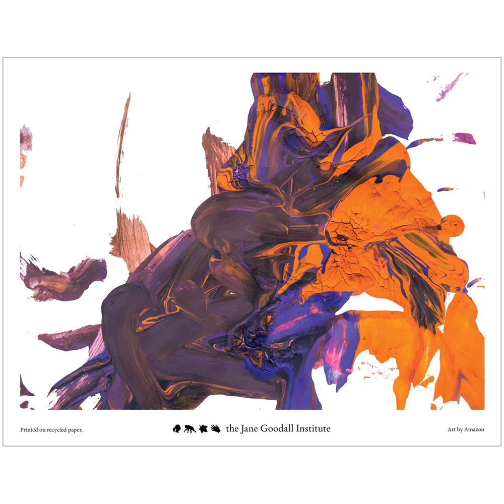 Amazon Painting Art Print I
