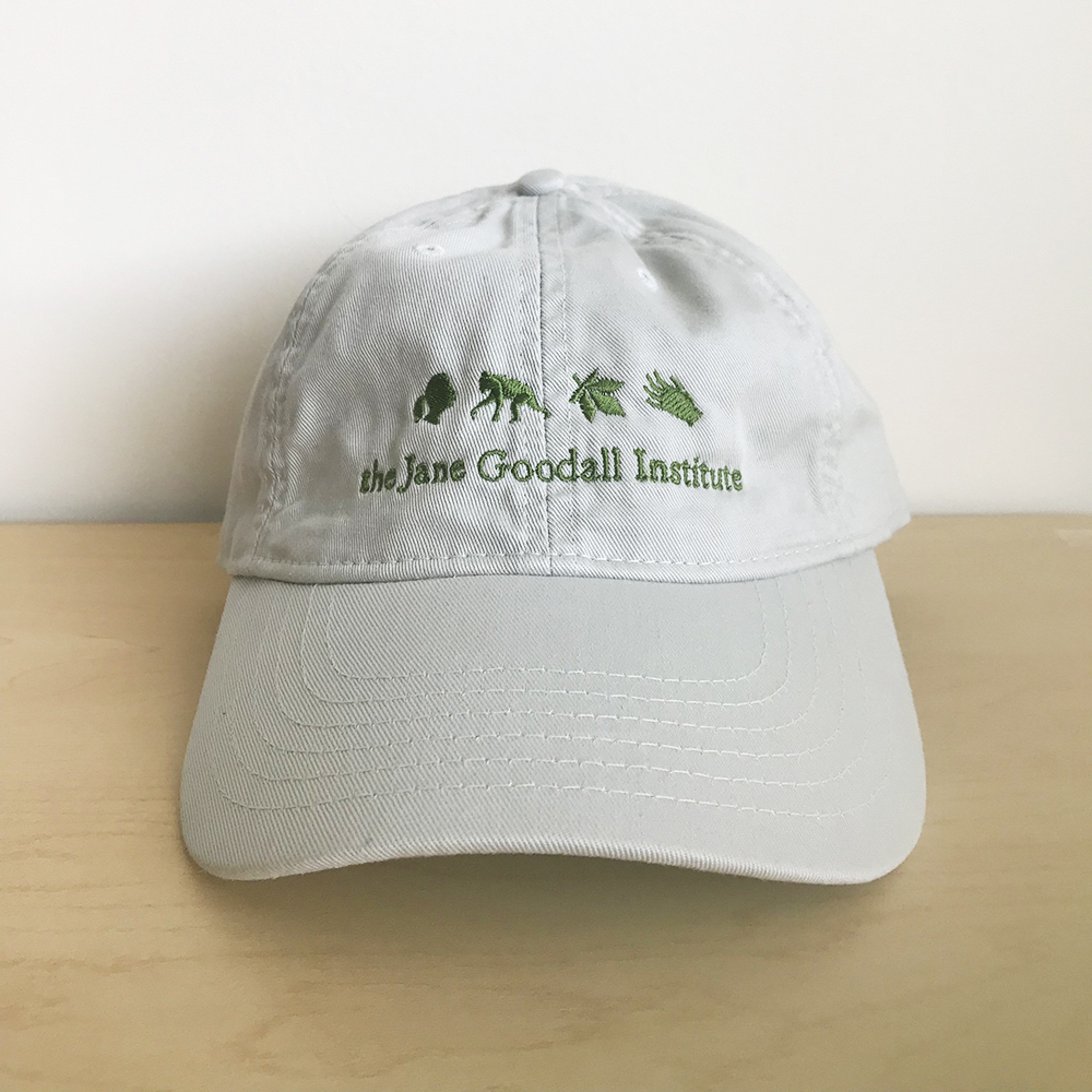 Jane Goodall Institute Baseball Hat