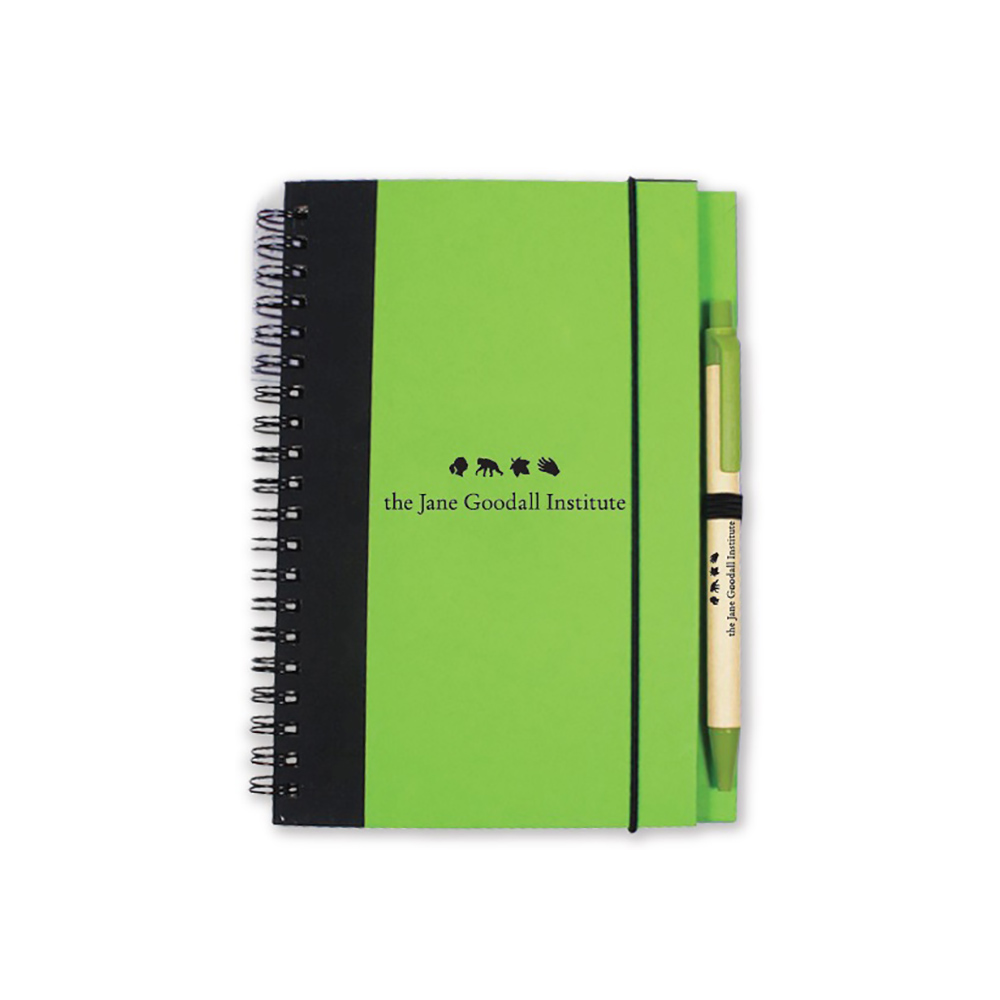 Jane Goodall Institute Notebook