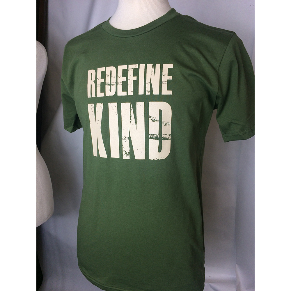 JGI Unisex Redefine Kind T-Shirt