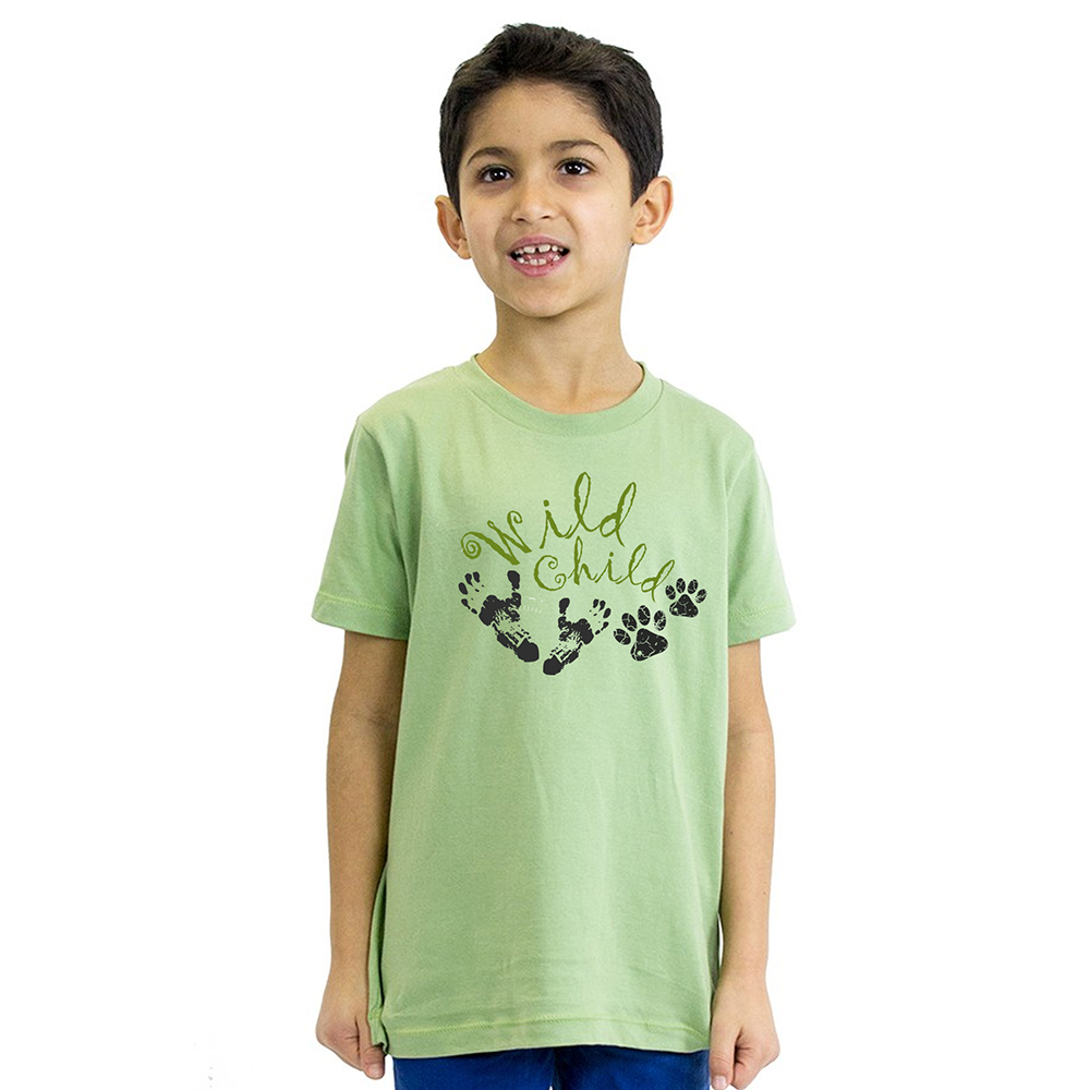 Youth Wild Child T-Shirts