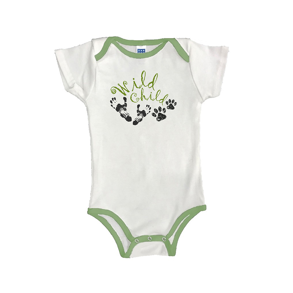 Infant Wild Child Onesie