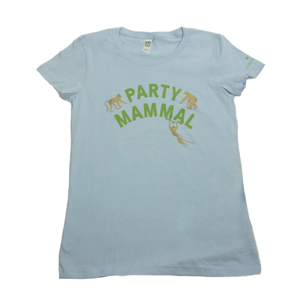 JGI Womens Party Mammal T-Shirts