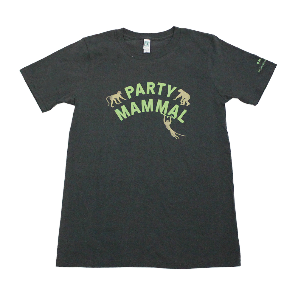 JGI Unisex Party Mammal T-Shirts