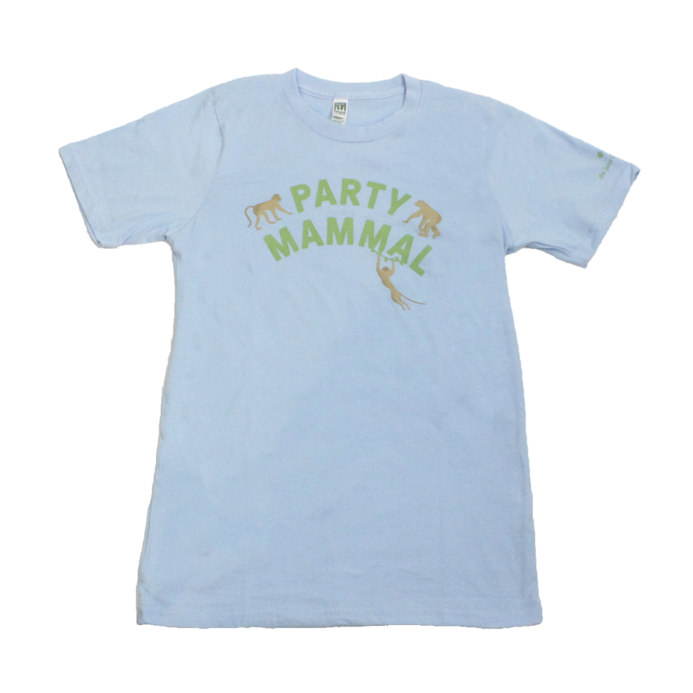 JGI Unisex Party Mammal T-Shirts