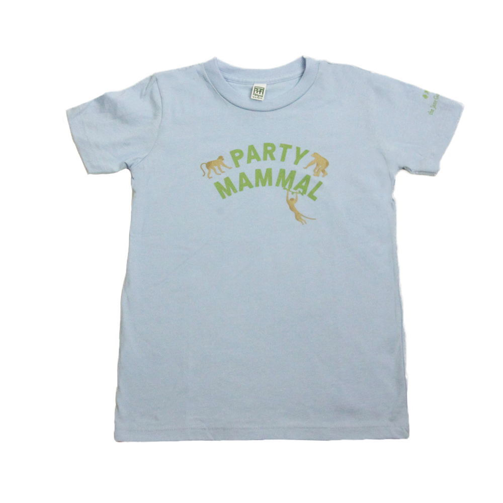 Youth Party Mammal T-Shirts - JGI211