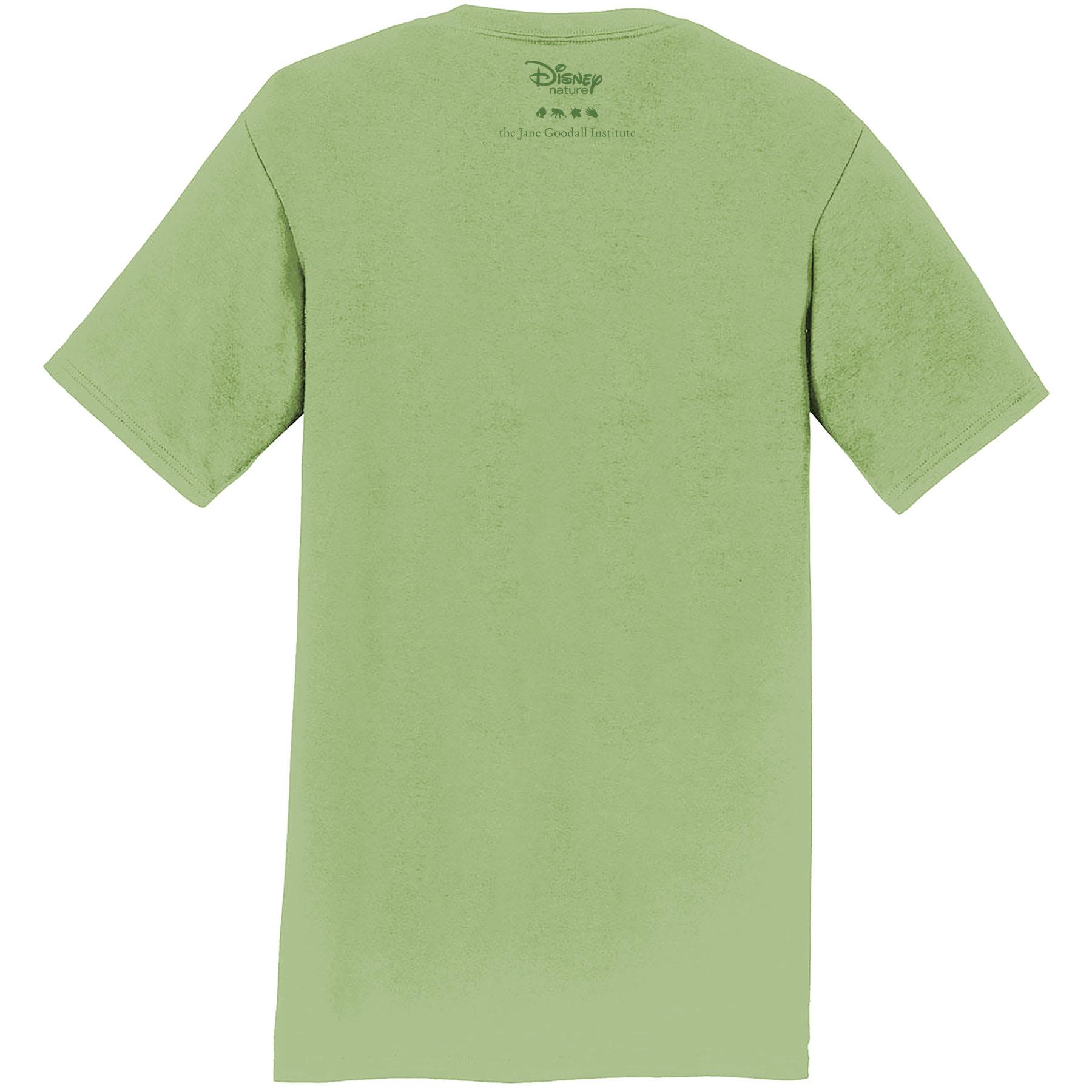 Disneynature + JGI  Oscar & Jane Goodall Quote Youth T-Shirt  - JGI221