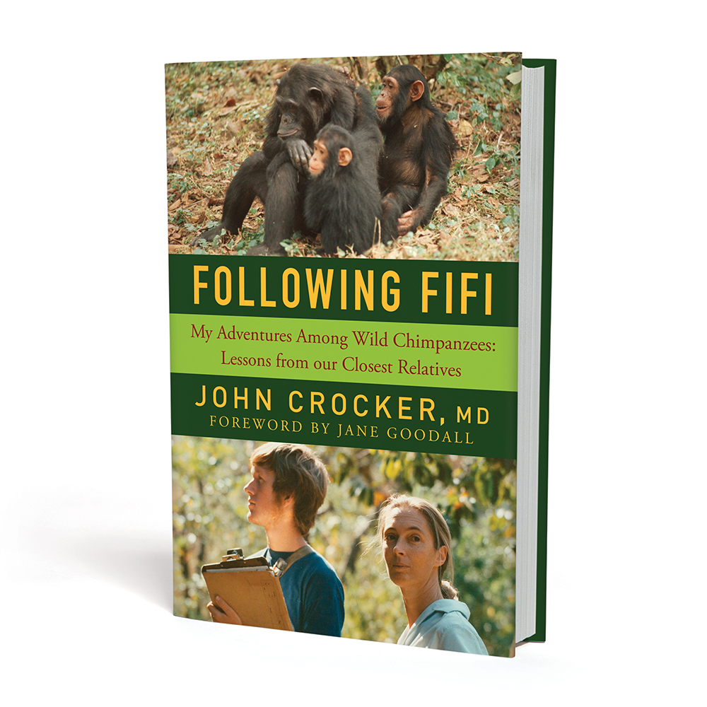 Following Fifi: My Adventures Among Wild Chimpanzees: Lessons from our Closest Relatives	 - JGI231