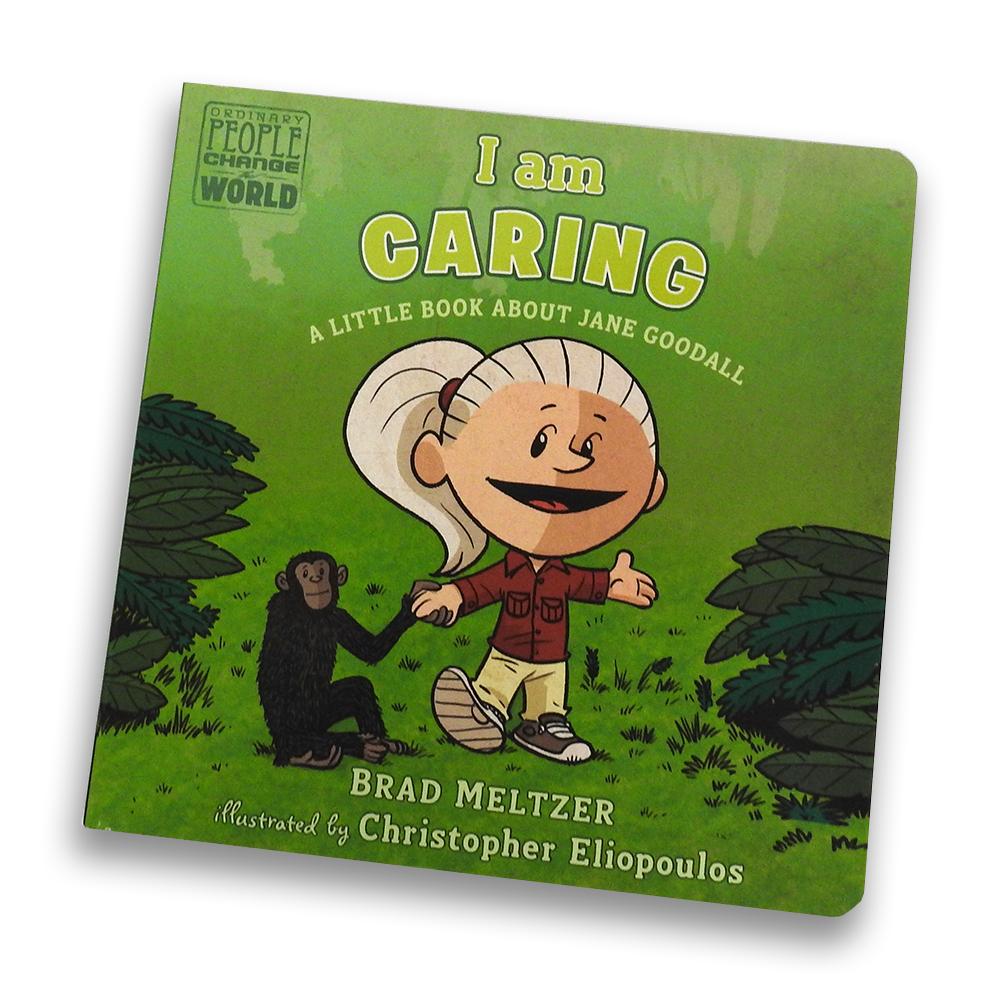 I Am Caring Book - JGI240
