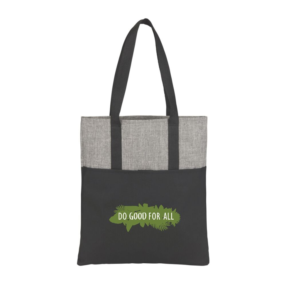 Do Good For All Recycled Tote Bag