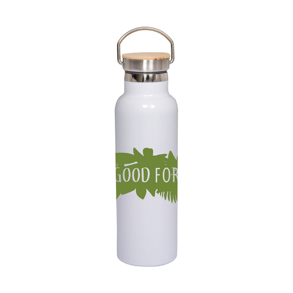 Do Good For All Stainless Steel Water Bottle