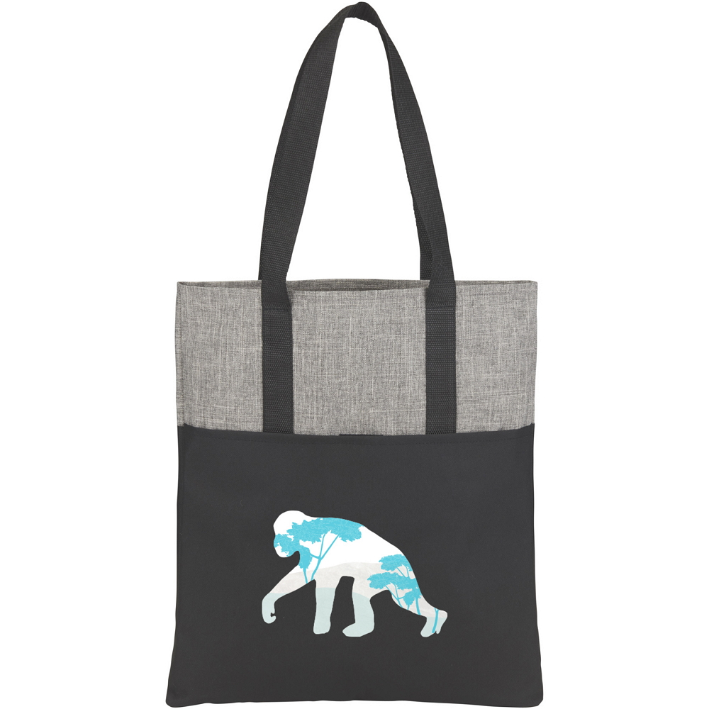 Chimp Design Recycled Tote Bag