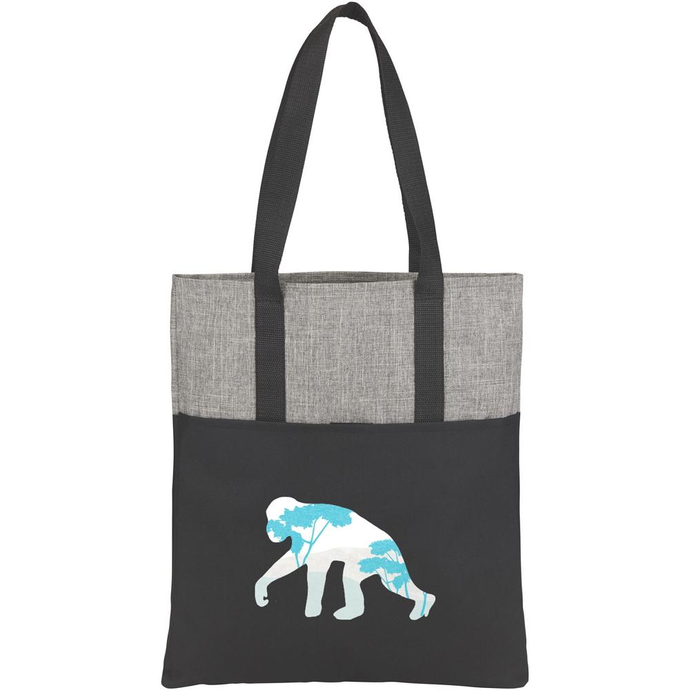 Chimp Design Recycled Tote Bag