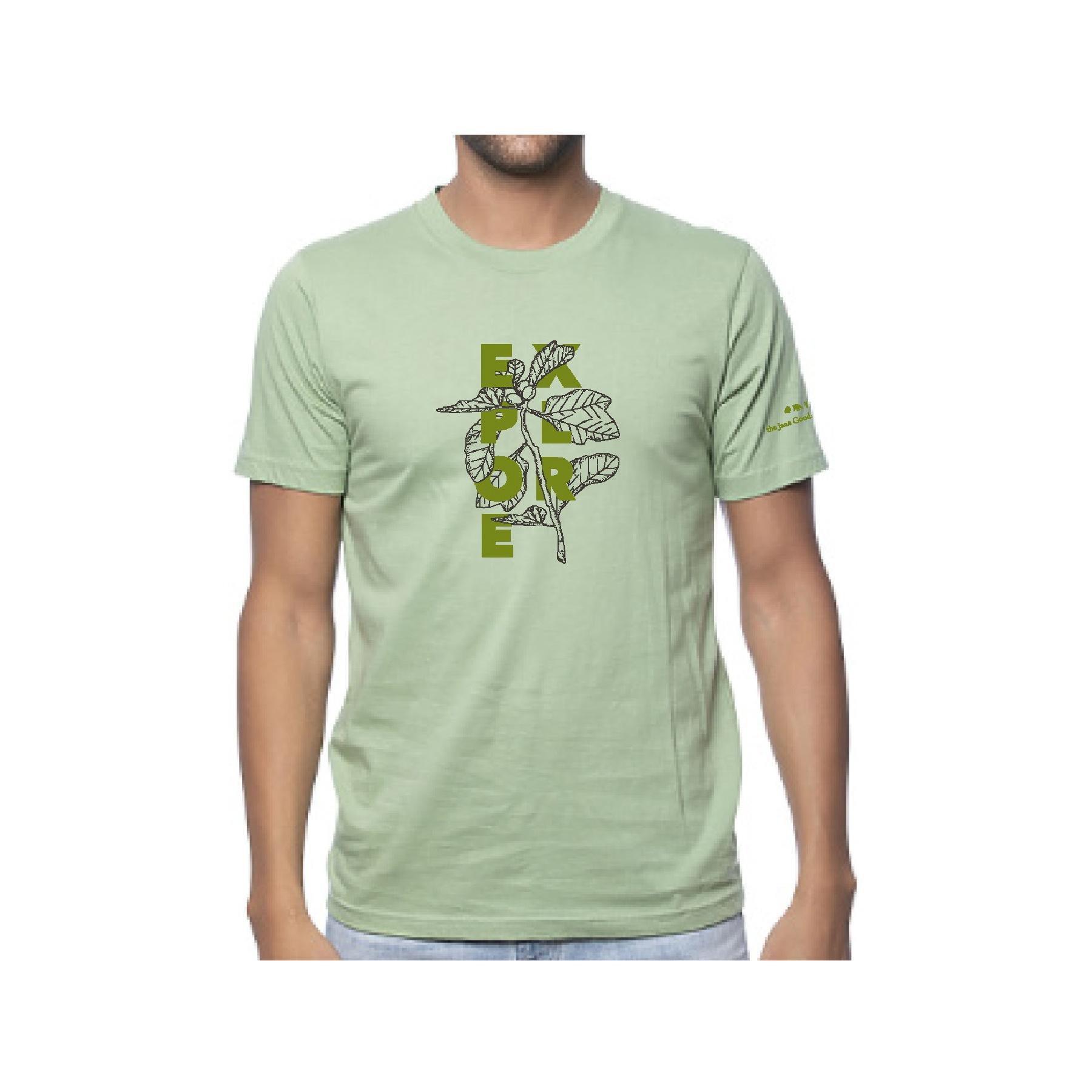 Explore Gombe Botanical Unisex T-shirt