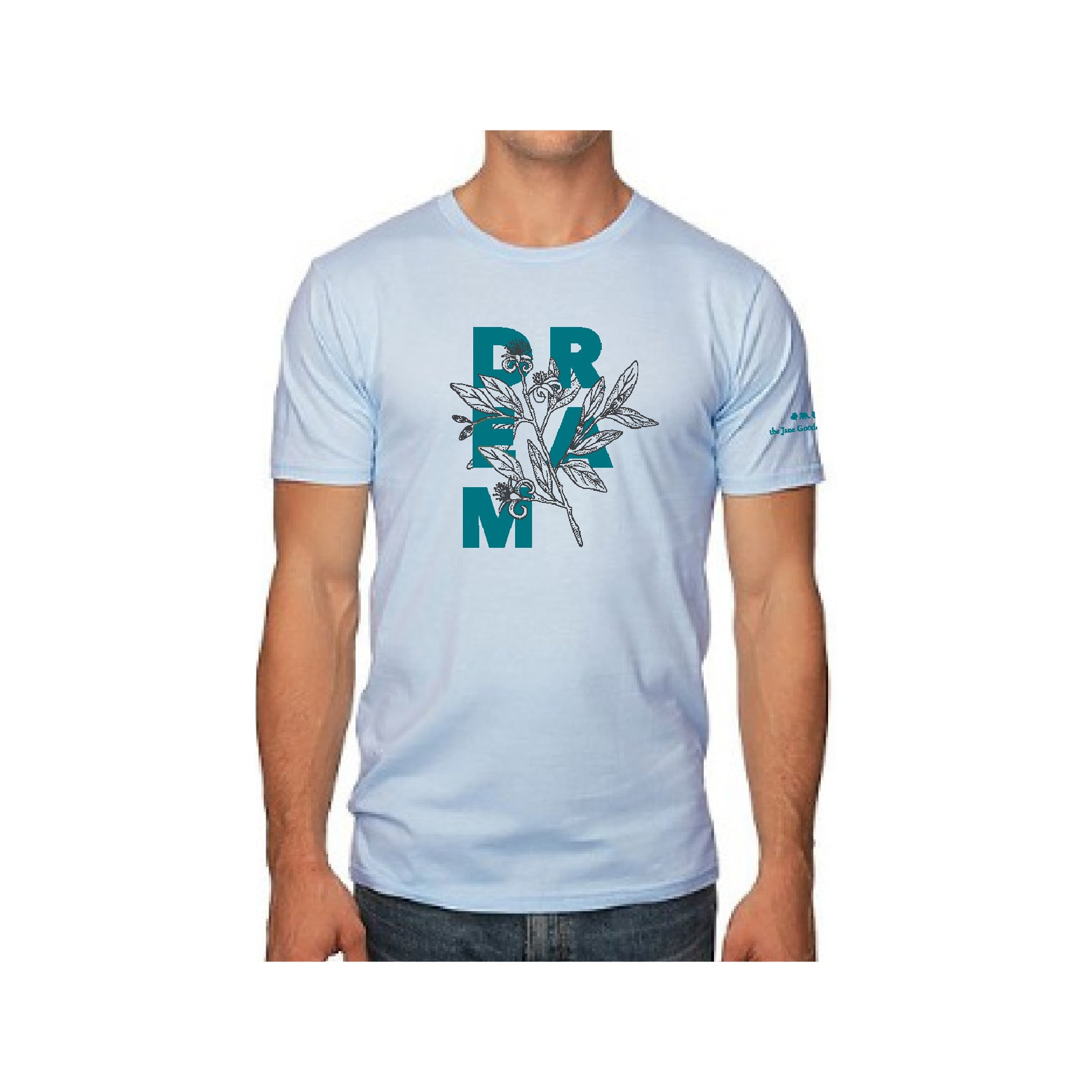 Dream Gombe Botanical Unisex T-shirt