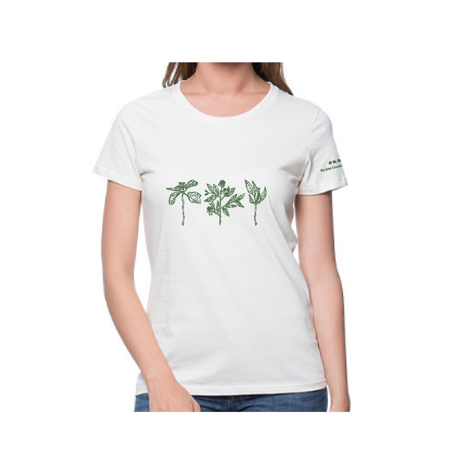 Gombe Botanical Womens T-shirt