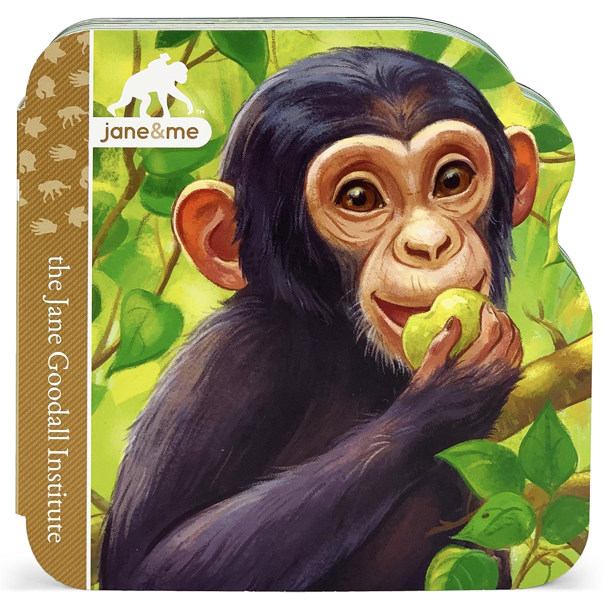 Jane & Me: Chimpanzees