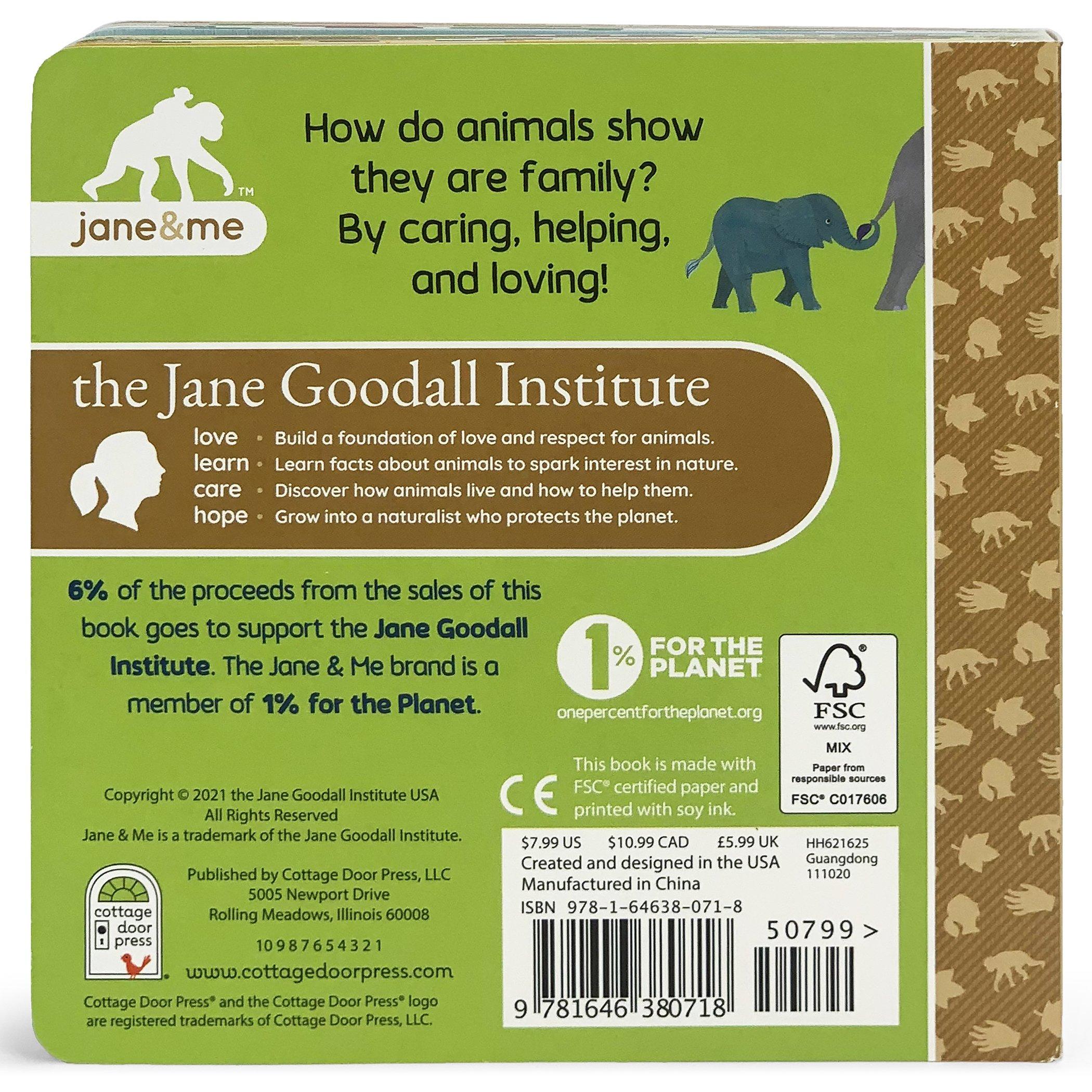 Jane & Me: Family - JGI300