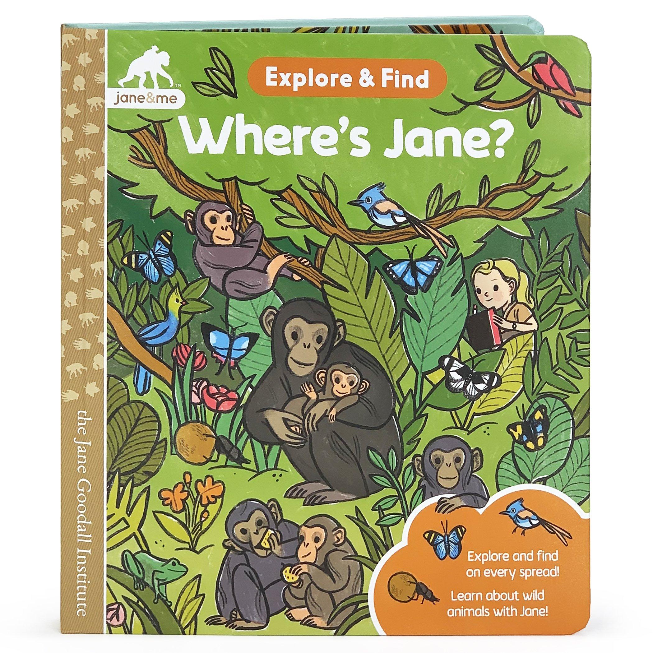 Jane & Me: Where's Jane