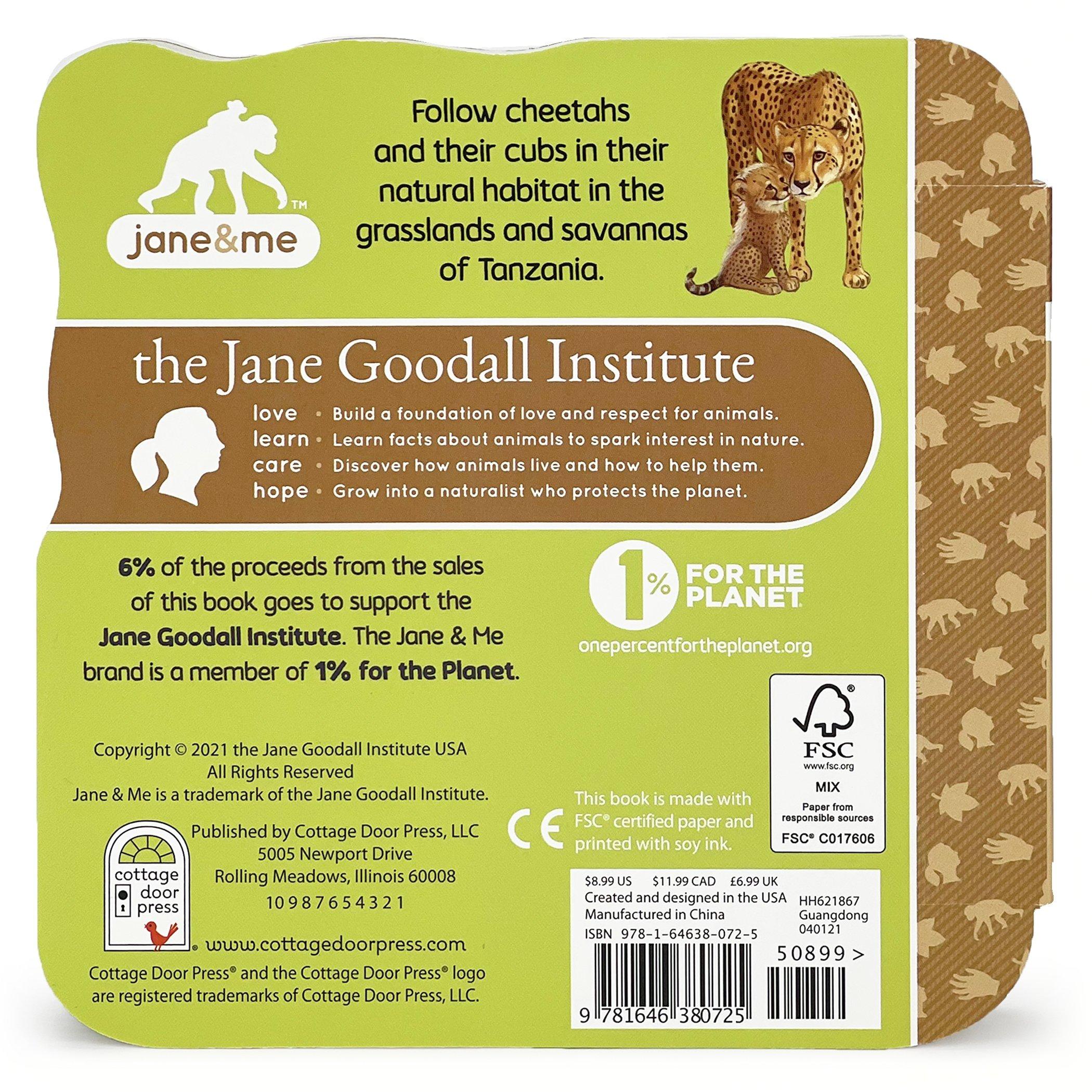 Jane & Me: Cheetah - JGI302