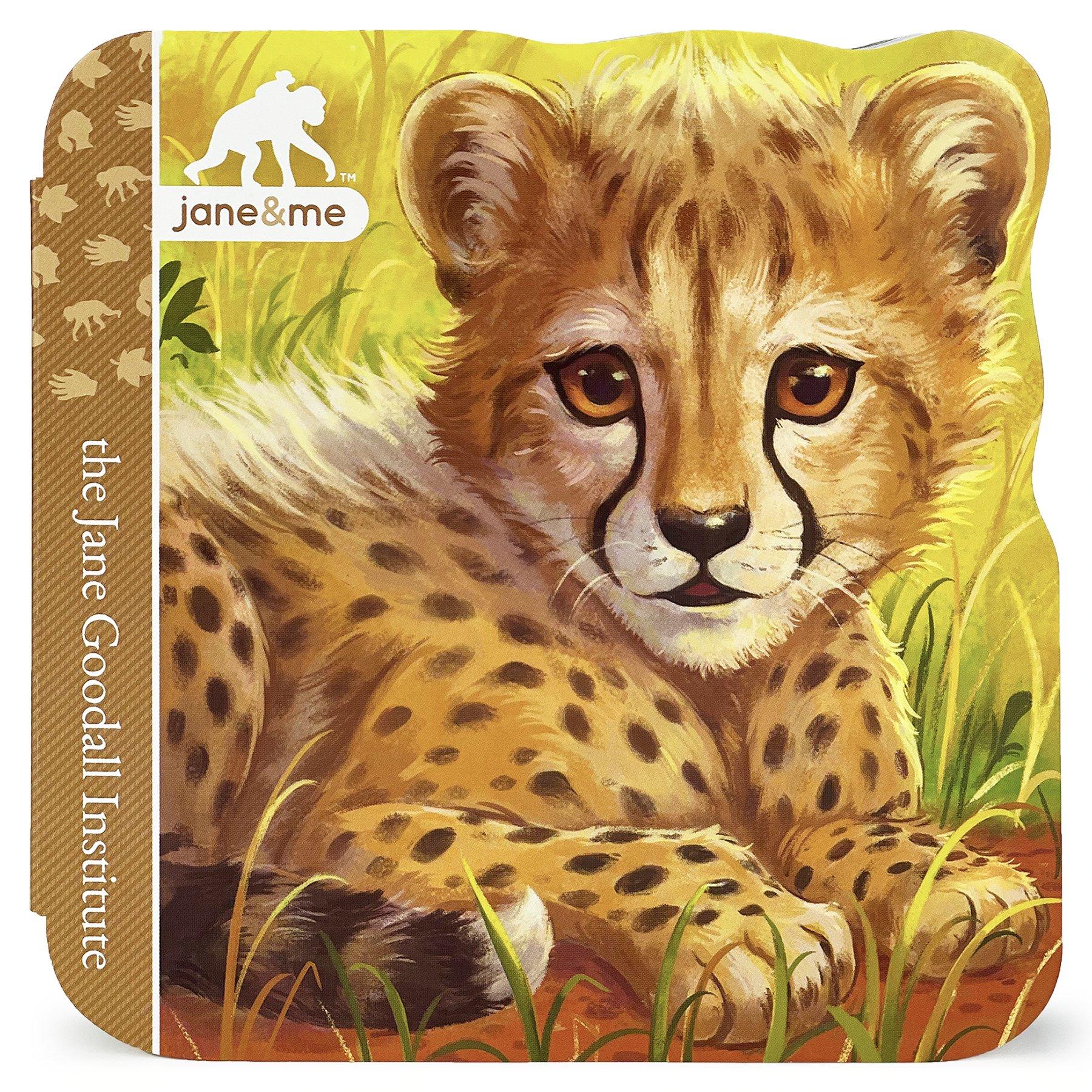 Jane & Me: Cheetah