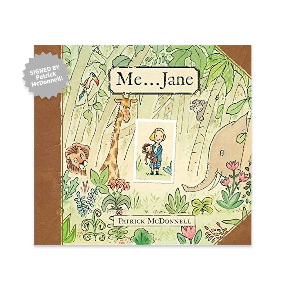 """""""Me...Jane"""" Picture Book (Signed by Author)"""