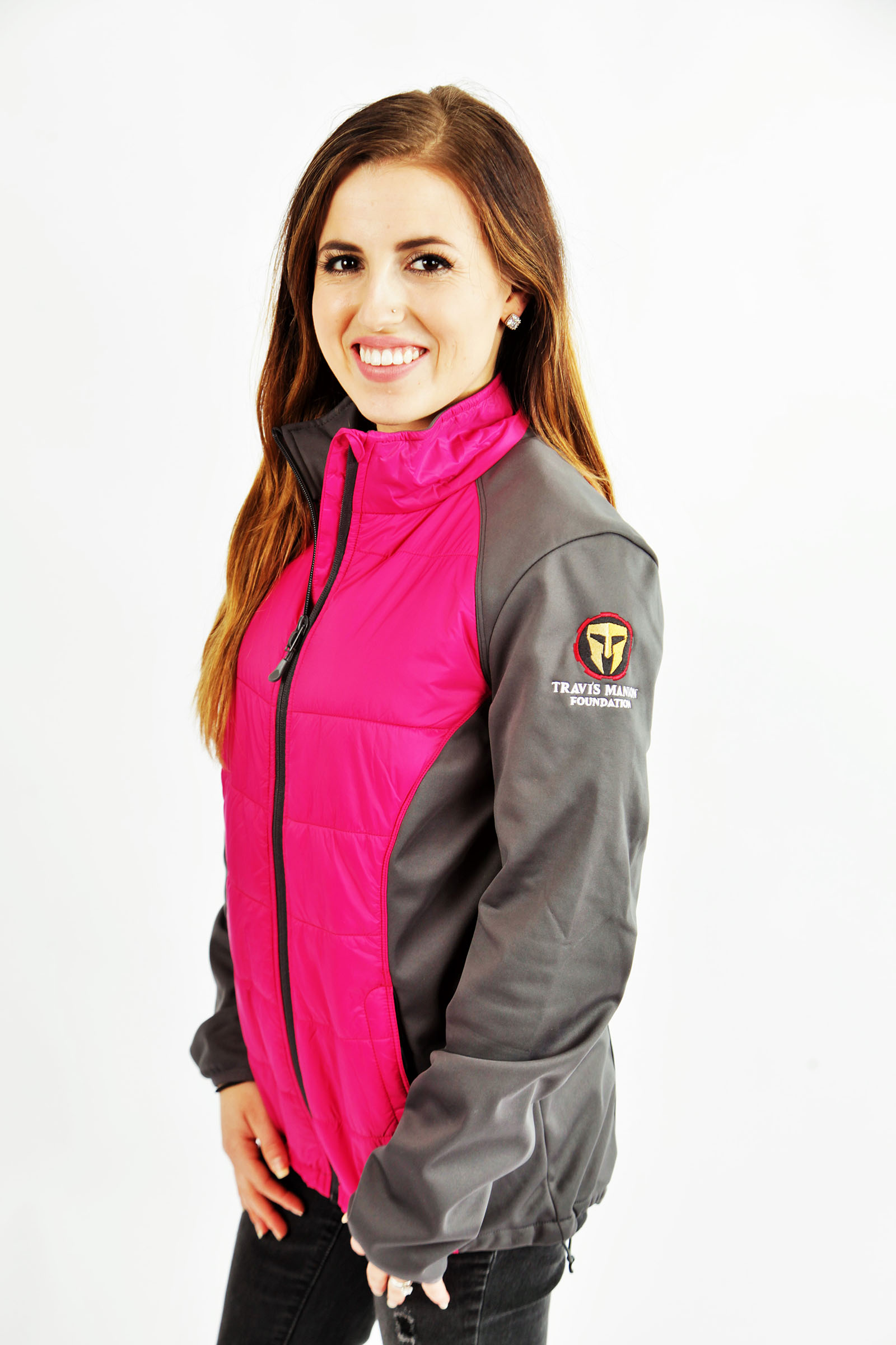 Travis Manion Foundation Women's Hybrid Soft Shell Jacket