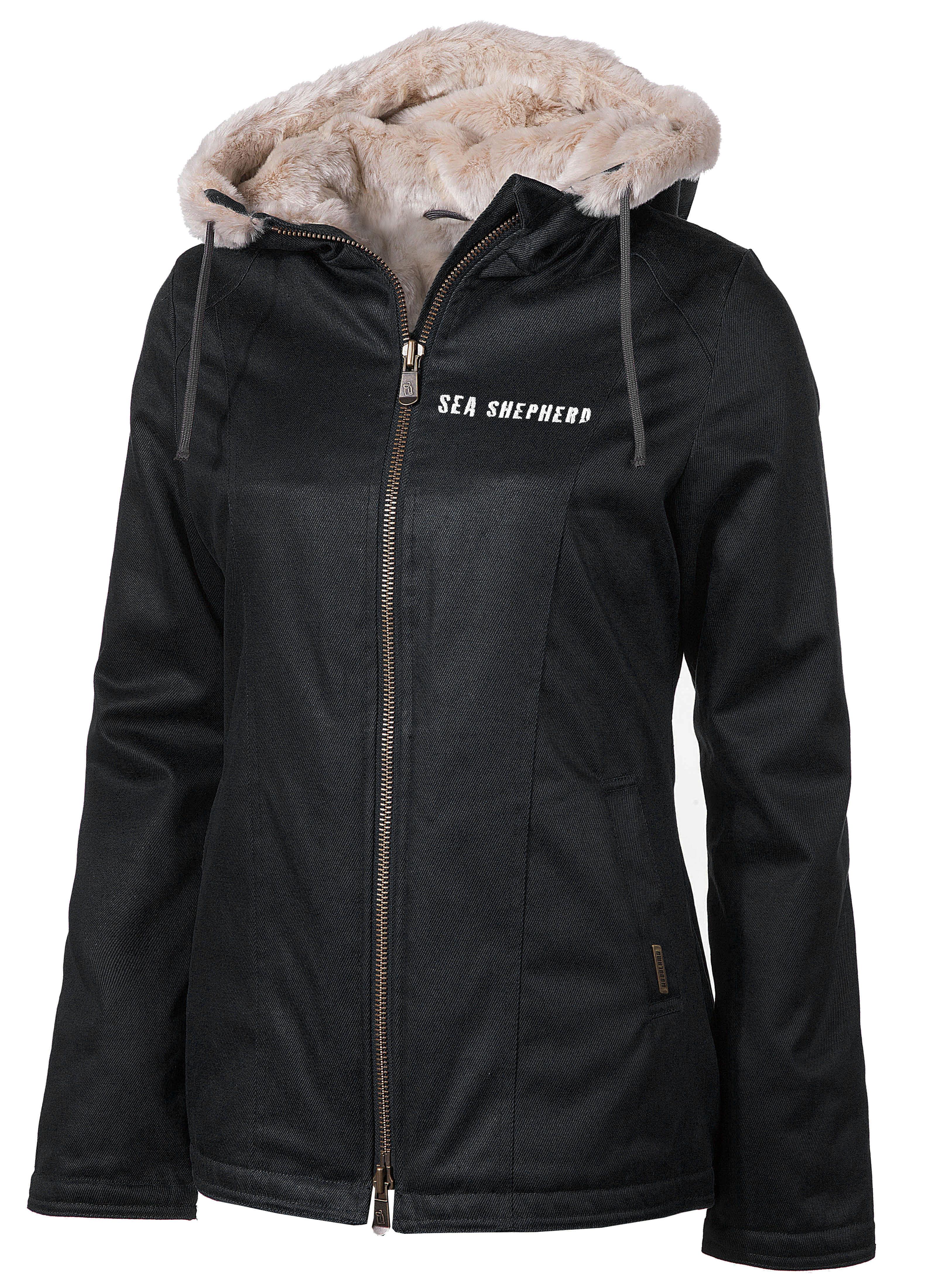 Ladies' Sea Shepherd Classic HoodLamb Jacket