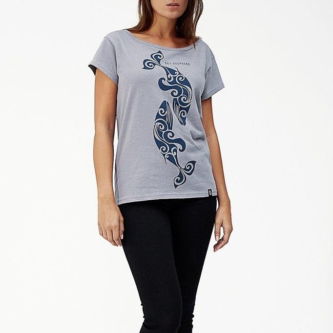 Ladies' Sea Shepherd T-Shirt - LST5-SEA