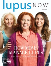 Lupus Now Summer 2016 Cover
