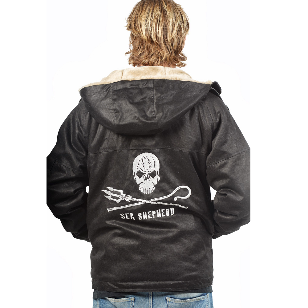 Men's Sea Shepherd Classic Hoodlamb Jacket