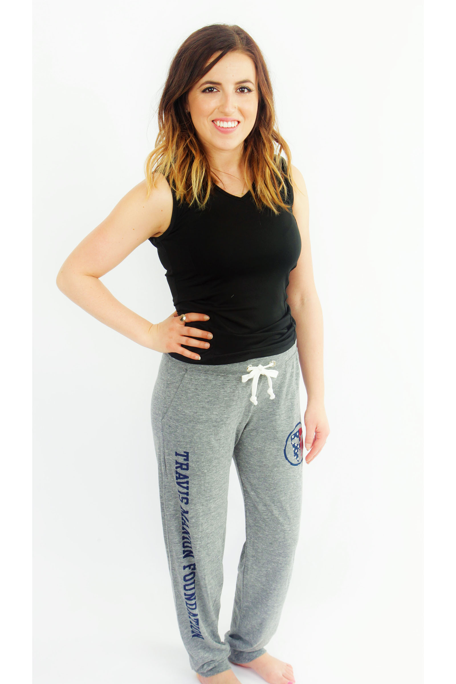TMF Ladies Spring Weight Joggers