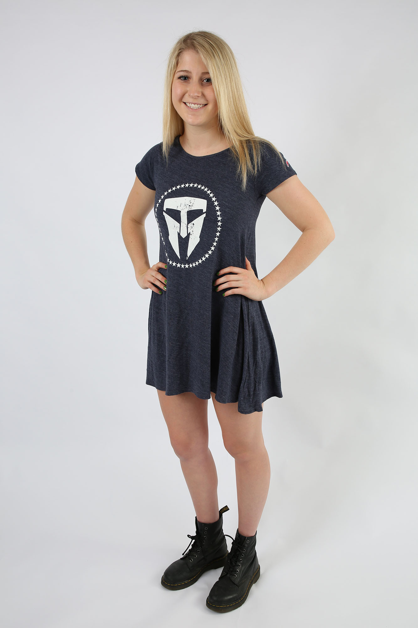 Travis Manion Foundation Womens Swing Dress