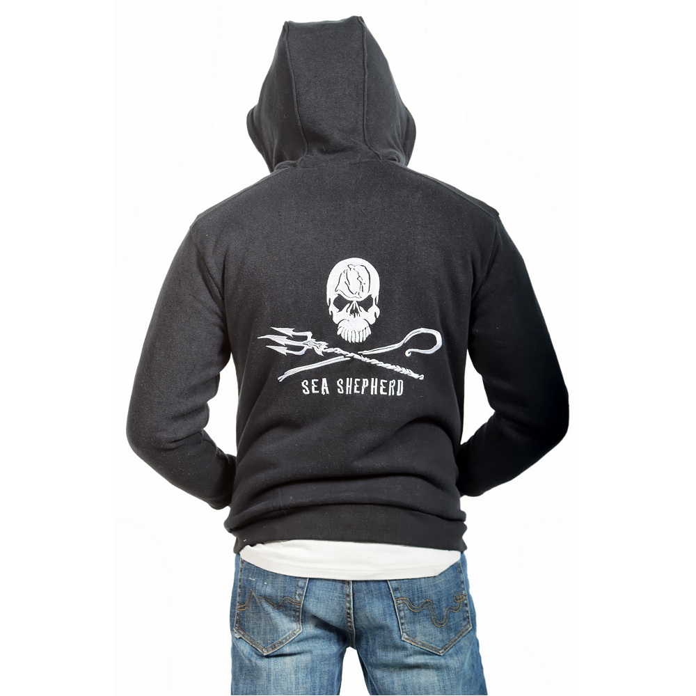 Sea Shepherd Men's Furry Hoody