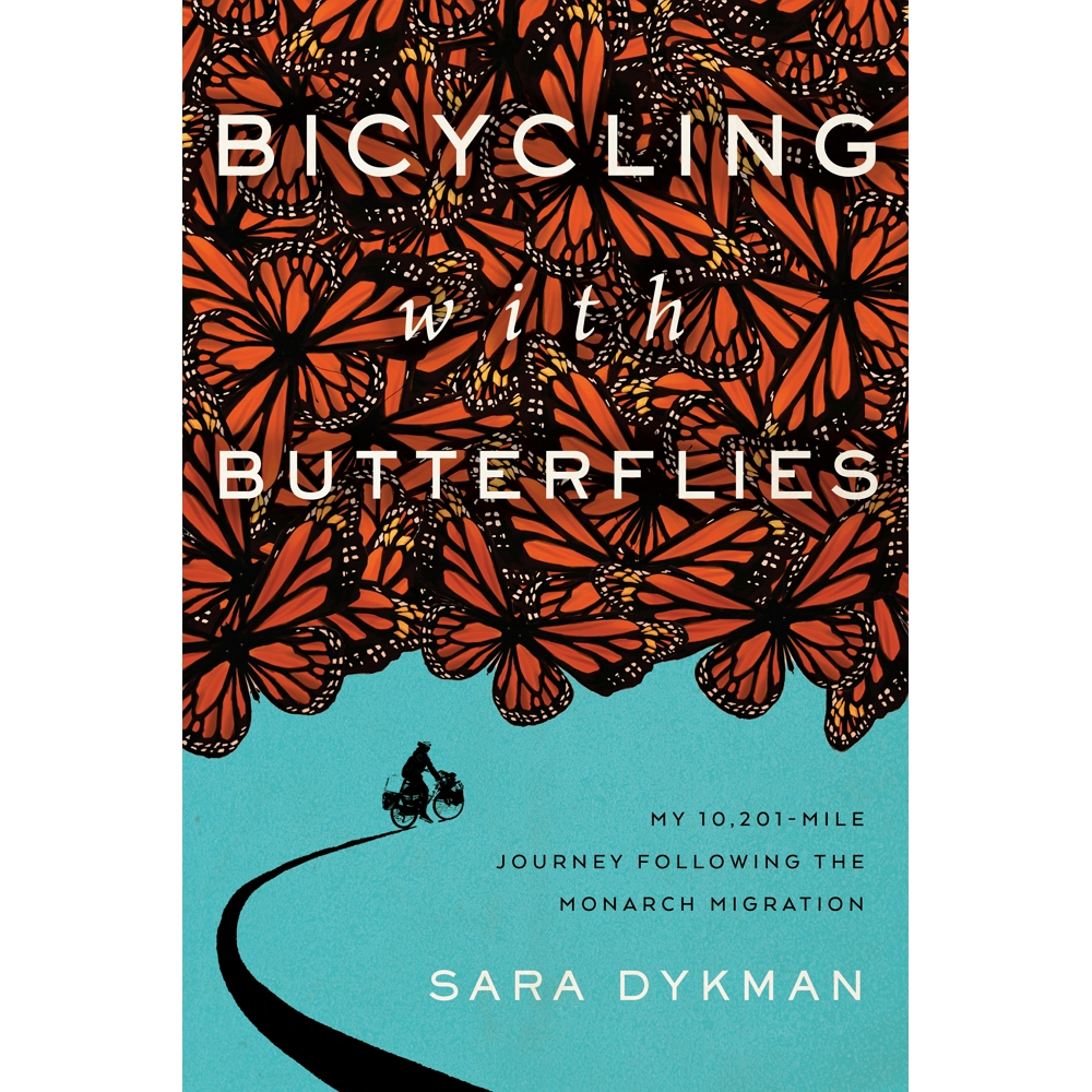 Bicycling with Butterflies: limited edition signed bookplate