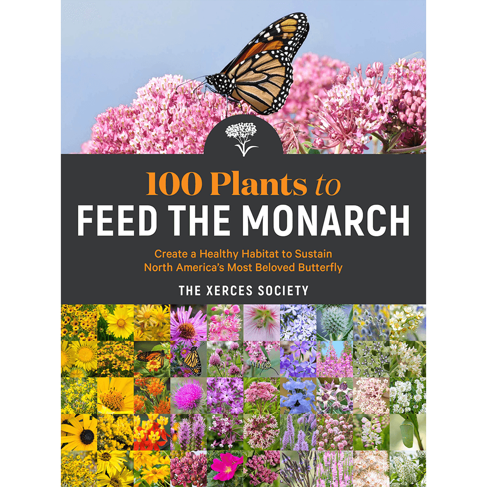100 Plants to Feed the Monarch - MW104