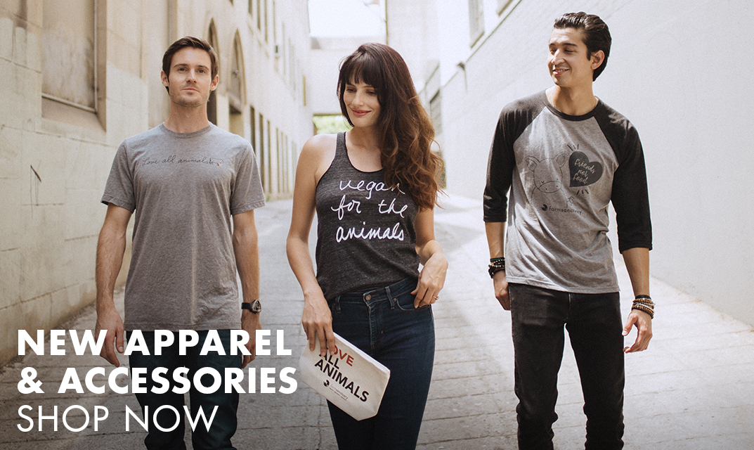 Shop our New Apparel and Accessories