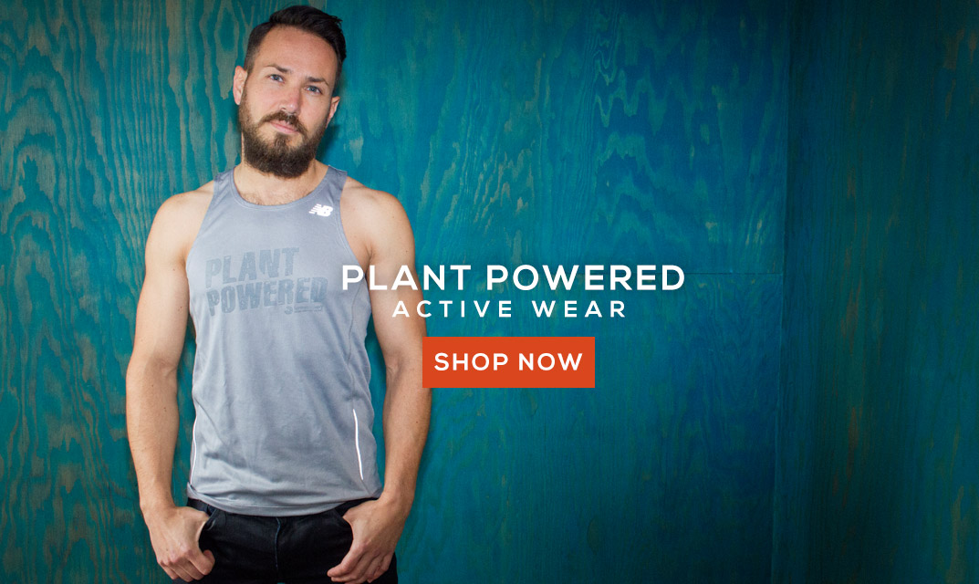 Shop Farm Sanctuary's Plant Powered Active Wear