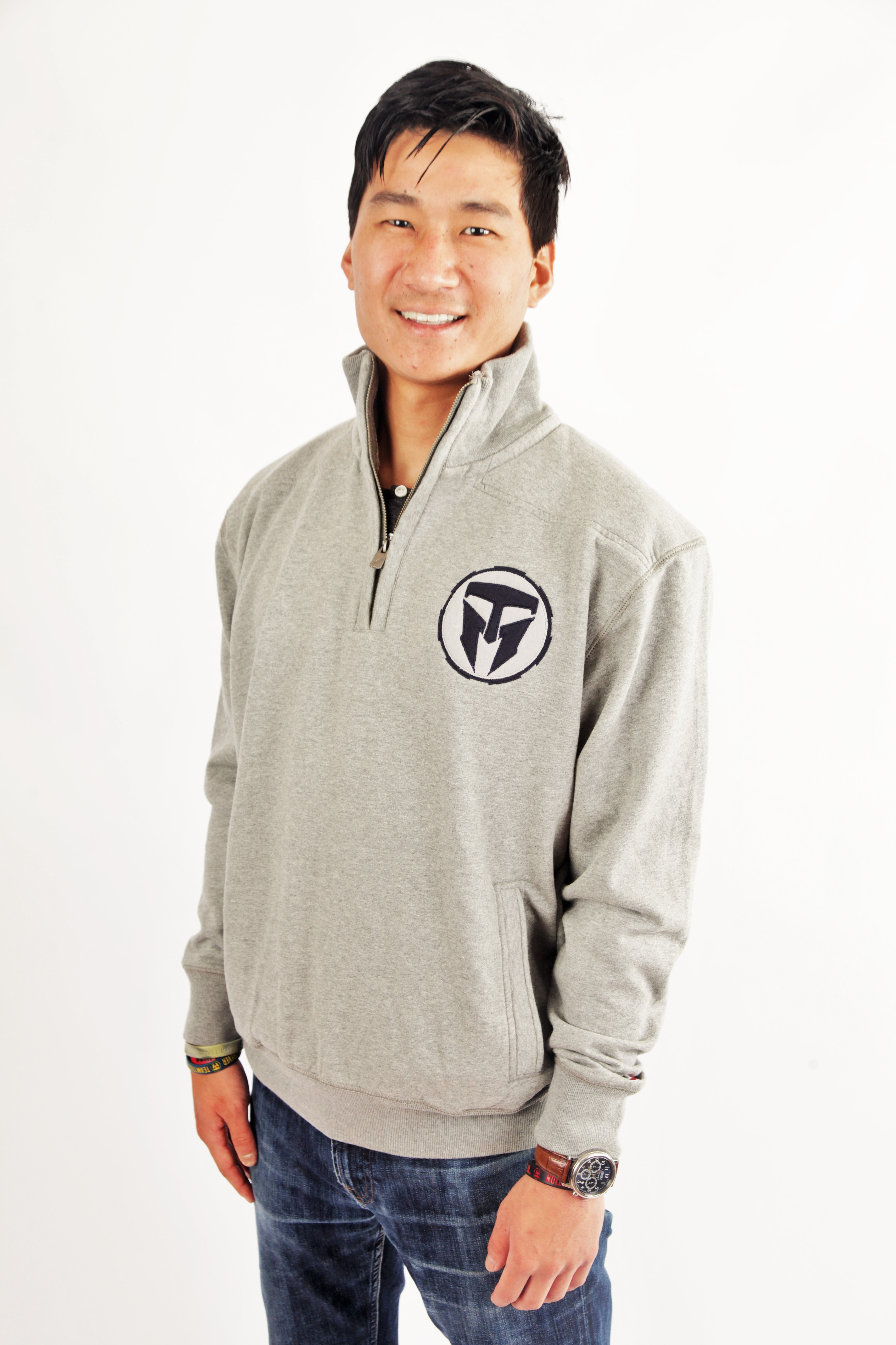 Travis Manion Foundation Unisex Manchester 1/4 Zip
