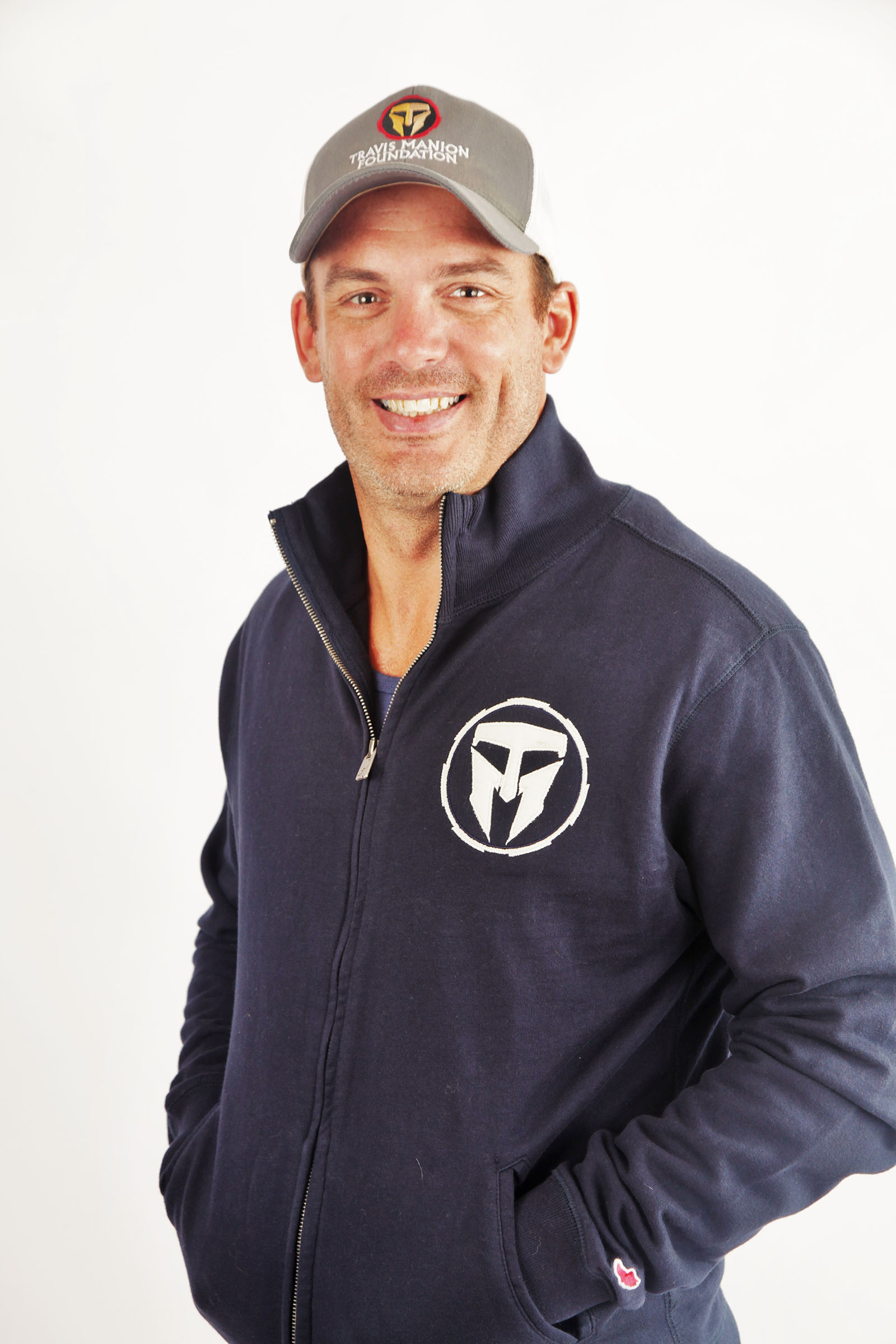 Travis Manion Foundation Unisex Manchester Track Jacket