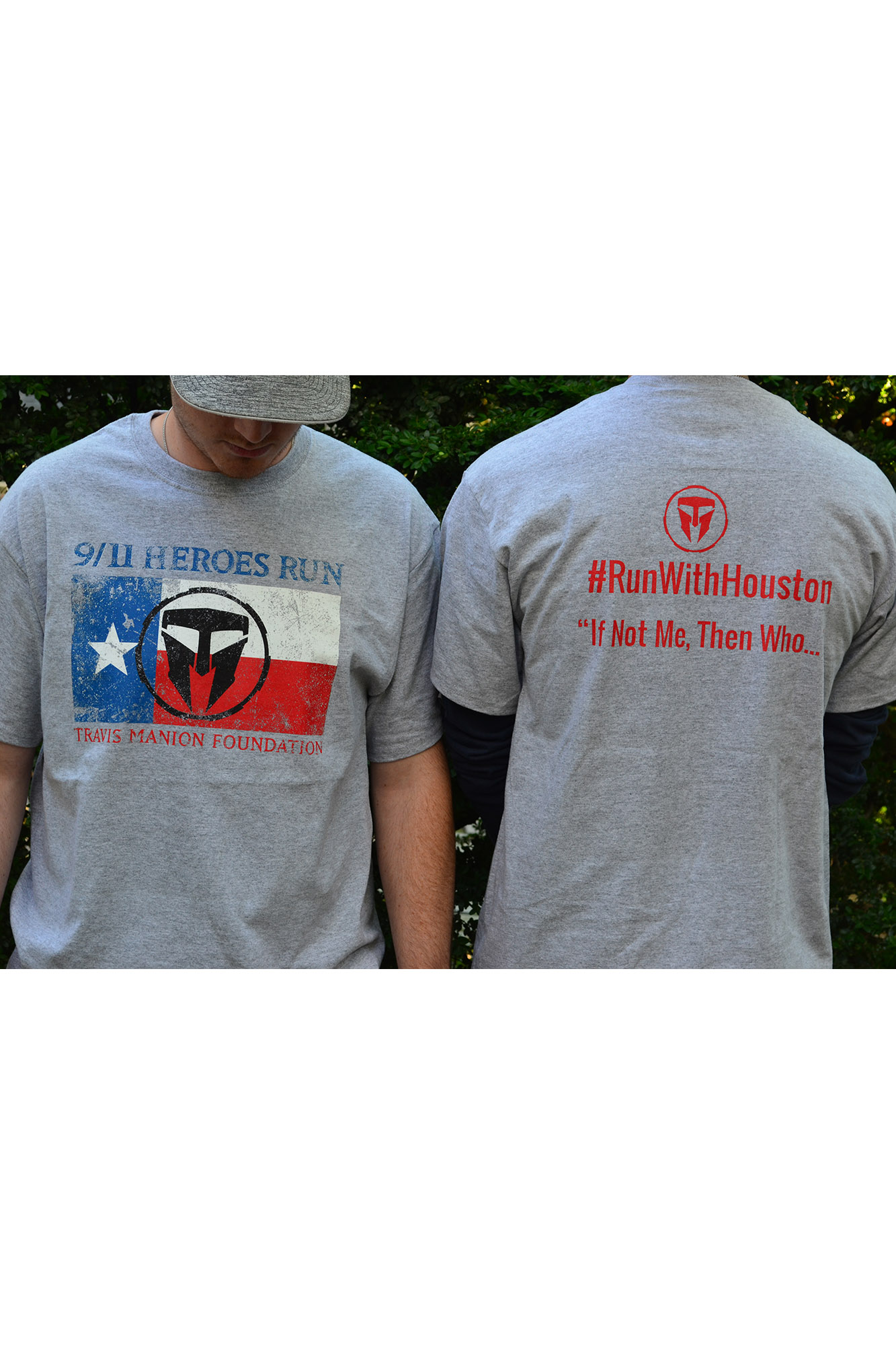 Travis Manion Foundation Run with Houston Flood Relief Tee