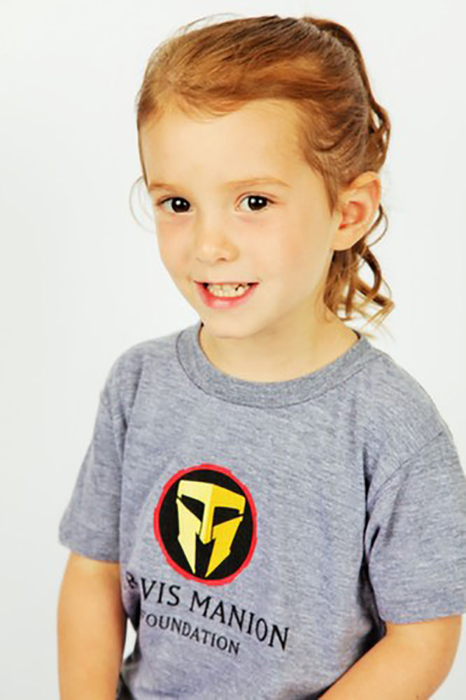 Unisex Kids TMF Logo Tee - Made In USA