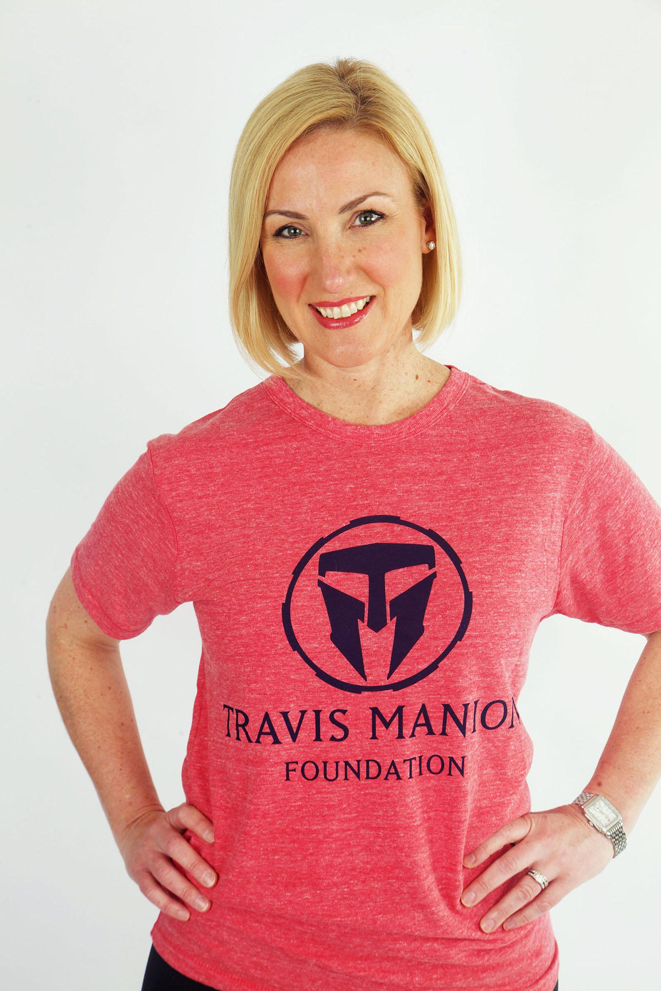 Travis Manion Foundation Twisted Tri-Tee