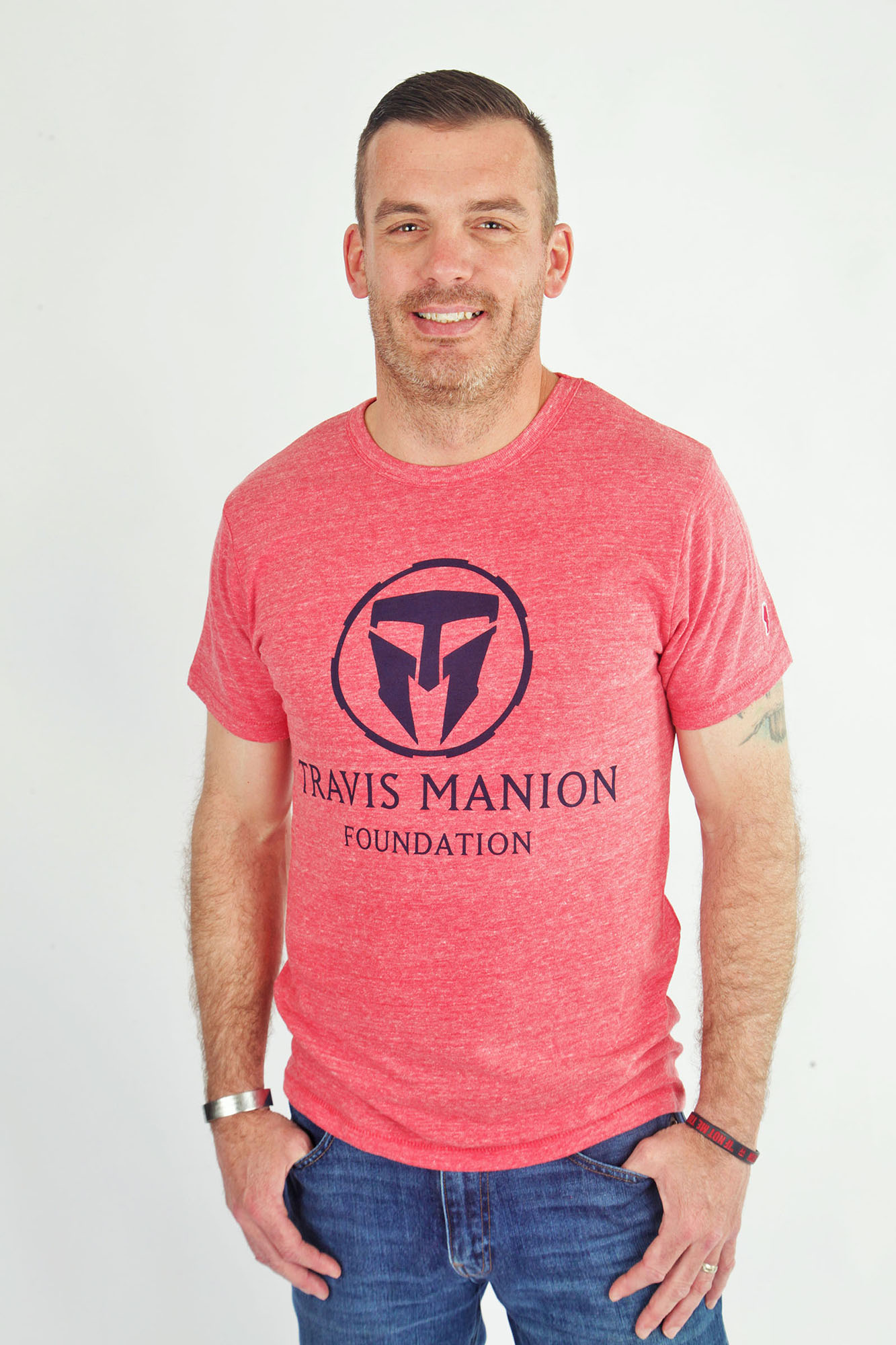 Travis Manion Foundation Twisted Tri-Tee