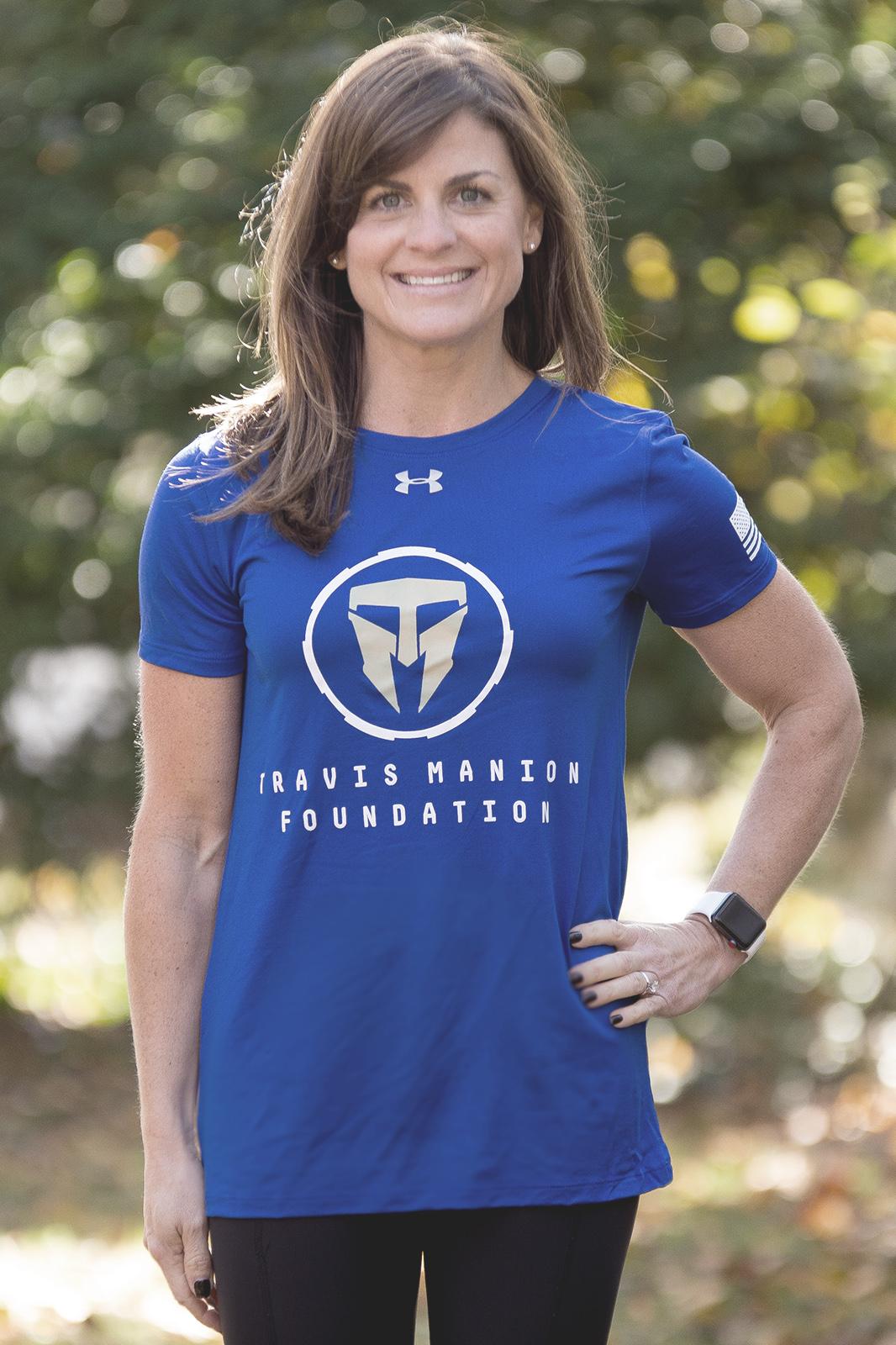TMF Women's Under Armour Running Shirt