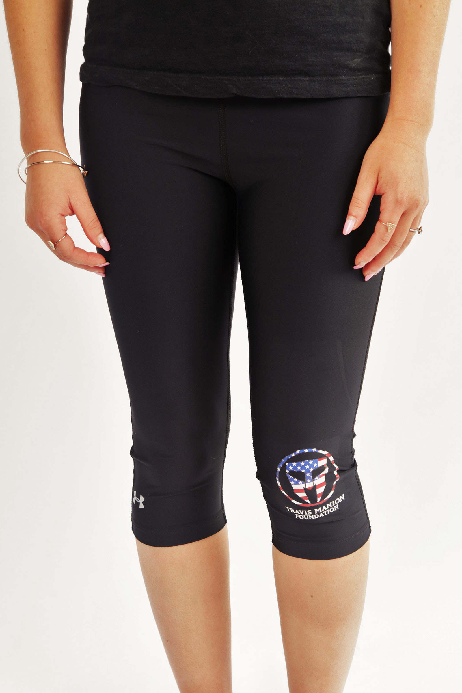 Travis Manion Foundation Ladies Under Armour Running Capri